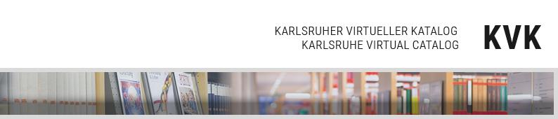 Logo Karlsruher Virtueller Katalog (KVK)